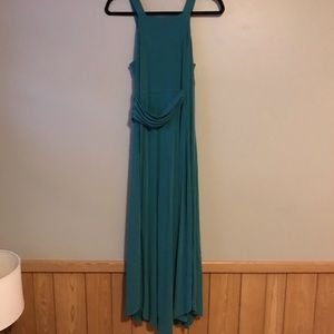 Anthropologie Dresses - NWT Anthropologie Maeve Maxi Dress Teal S